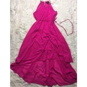18973af34adb1 Ted Baker Dresses - Ted Baker Dress size 3 US 8 Harpah High Low Dress